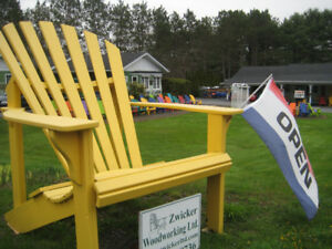 Adirondack Chairs Great Christmas Gift!