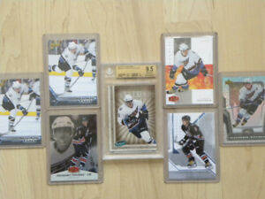 Alexander Ovechkin Parkhurst Rookie BGS 9.5 collection