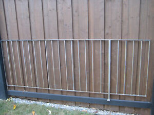 "Metal Railing 3 ft high x 11'-6"" Kitchener / Waterloo Kitchener Area image 3"