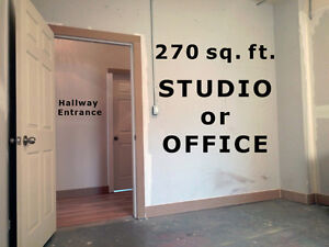 FUNKY COOL OFFICE or STUDIO SPACE IN LEASIDE