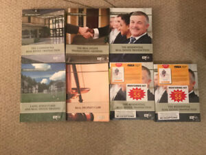 RECO Real Estate Textbooks - All Offers Will be Considered!