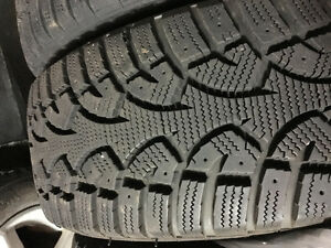 P215 60 r16 general Altimax winter tire