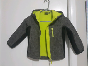 Boys jacket size 4T  $10
