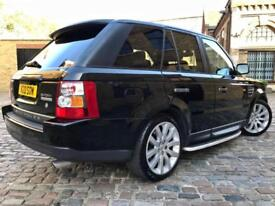 Land Rover Range Rover Sport 4.2 V8 auto 2005MY Supercharged