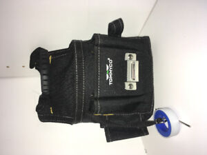 New service pouch clip on belt style