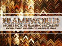 Frame World - Now Offering Mobile Services!