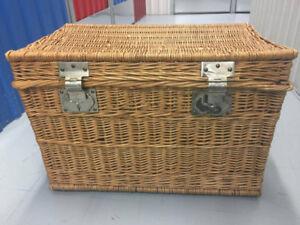 Wicker Storage Box/Chest