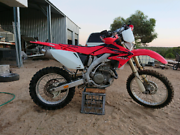 Honda Crf450x Toodyay Toodyay Area Preview