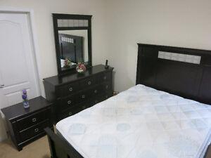 Expresso 5 Piece Bedroom Furniture Set ($300)