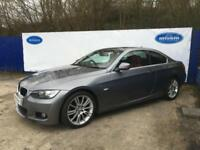 2010 BMW 320 2.0 2009MY i M Sport 3 Door