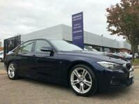 2014 BMW 3 Series 3.0 330d M Sport Sport Auto (s/s) 4dr Saloon Diesel Automatic