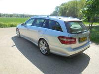 Mercedes-Benz E350 3.0CDI ( 211bhp ) Auto CDI Sport ESTATE
