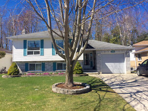 The Perfect Family Home!  In Wasaga Beach
