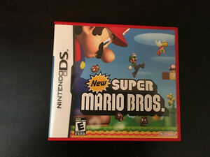 Nintendo 3DS New Super Mario Bros