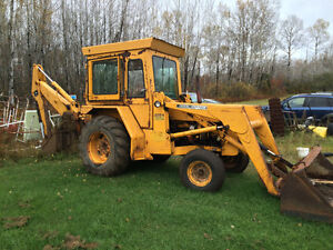 Wanted*** BOBCAT or Backhoe***