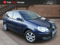 2009 Volkswagen Polo 1.4 Match 5dr