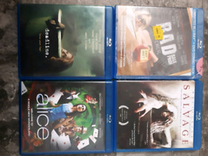 Blu Ray Lot (please read ad before replying)
