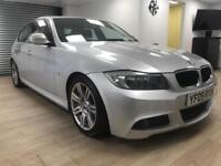 BMW 318 2.0TD M Sport SAT NAV BLUETOOTH REVERSE CAMERA 12 MONTHS MOT WARRANTY