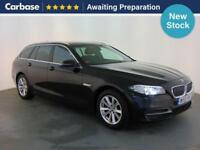 2015 BMW 5 SERIES 518d [150] SE 5dr Step Auto Estate