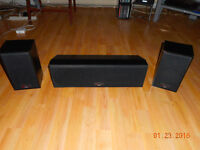 Speakers D-Box Ambiance
