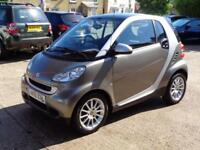 2010 10 SMART FORTWO 0.8 PASSION CDI 2D AUTO 54 BHP DIESEL
