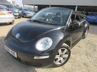 2006 Volkswagen Beetle 1.6 Luna Cabriolet 2dr
