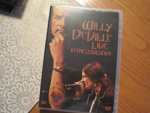 willy deville, live in the lowland,s