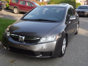 2011 Honda Civic Berline SE