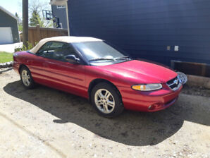 SUMMER FUN!  1996 Chrysler Sebring JXi Convertible