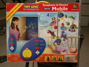 baby items - symphony in motion baby mobile
