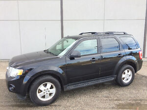 2011 FORD ESCAPE XLT ALL WHEEL DRIVE, 7 MONTH WARRANTY