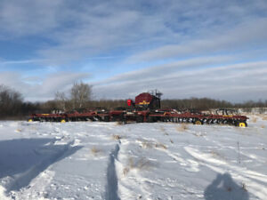 2011 6612 Seedhawk Air Drill with 800 cart