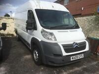 Citroen Relay 2.2HDi ( 120hp ) Heavy L4 40 XLWB