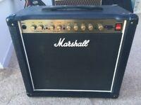 Marshall DSL 15 combo valve guitar amp