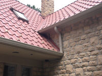 """5"""" - 6"""" Seamless Eavestrough/Gutters! Call Now! 9057821674"""