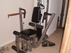 EXERCISEUR BODY SOLID MULTI-STATION
