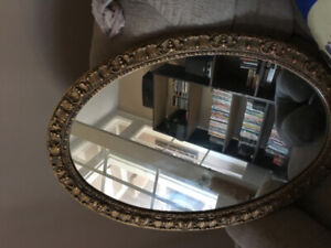 MIRROR DISHES