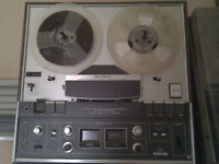 Vintage Sony TC-440  FET Solid State Reel-to-Reel Recorder
