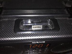 iPhone 4/iPod charger , radio, speakers.... London Ontario image 3