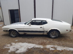 Mach 1 runs and drive