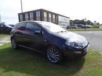 2014 Fiat Punto 1.4 Jet Black II 3dr