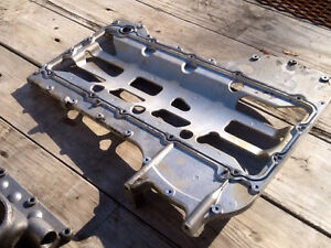 UPPER OIL PAN for E250 E350 E450 FORD 6 LITRE DIESEL