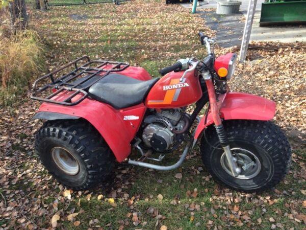 Used 1984 Honda atc 200m