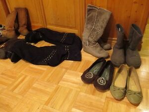 Winter boots and shoes for sale