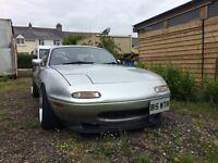 Mazda mx5 mk1 1.6 1990