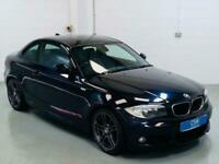 2013 BMW 1 Series 2.0 120D SPORT PLUS EDITION 2d 175 BHP Coupe Diesel Manual