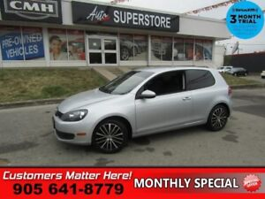 2013 Volkswagen Golf 2.5 Trendline  AUTO ALLOYS POWER GROUP