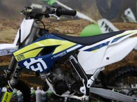 Husqvarna TC 85 Big Wheel Motocross Bike