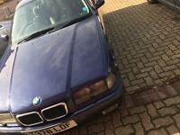 BMW e36. (swaps)