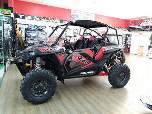 2017 Polaris RZR XP 1000 EPS Matte Metalic